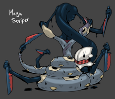 Creepy Pasta Mega Seviper by Midnitez-REMIX