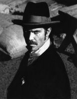 Deadwood - Seth Bullock by justinsdrawings