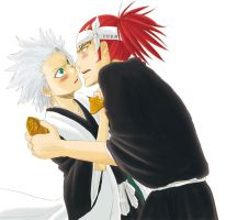 Tayaki is Love by Renji-X-Toushiro-FC