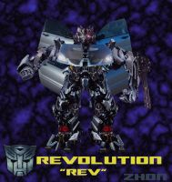Revolution - Transformed by Zhon