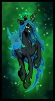 Queen Chrysalis by Klar-Jezebeth