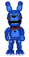 [FNAF EDITS] Bon-Bon but it's own animatronic? by Sans255