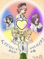 Katawa Shoujo: Beating Heart Side A by Derede