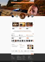 Brilliant Theme Creative Unique PSD Theme by brillianthemes
