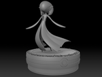 Gardevoir Sculpt Finished by B2Squared