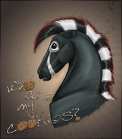 Who ate Aurelian's cookies? by Chistokrovka
