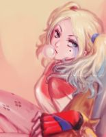 Harley Quinn by Mincelot