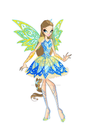Winx: Alice Butterflix by DragonShinyFlame