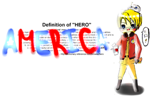 The Definition of Hero by Shigatsu-Chama