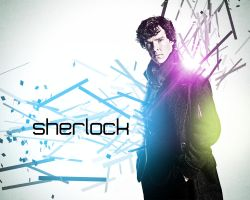 Sherlock Wallpaper by draft624