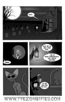 Hallowhaus Issue 2 - Page 13 by thezombified