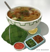 Coto Makassar by D-dy