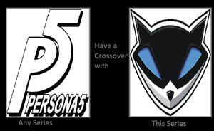 What if Persona 5 Have a Crossover with Sly Cooper by JasonPictures