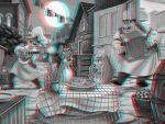 Another Lady and the Tramp 3-D by MVRamsey