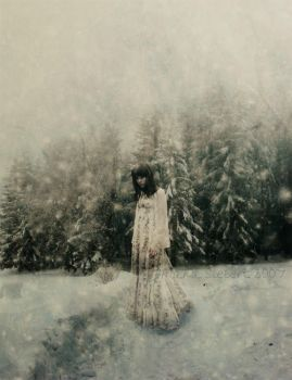 The Winter Ghost by alana-m