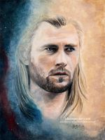 Thor by Jeanne-Lui