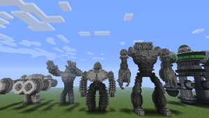 golem size comparison by 321kye