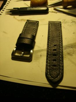 Panerai watch strap by Mic-rez