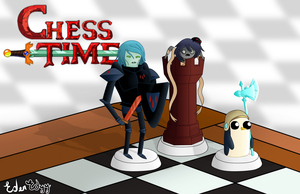 Adventure Time Chess Project - Part 6 by EderEdyy