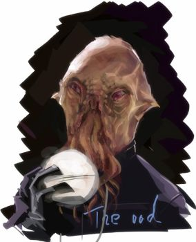 Doctor who,the ood2 by ctq626