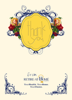 Corporate Thank-You Card by SweetSoulSister