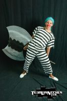 Want a piece of the champ? by Frannx