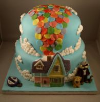 UP Cake by sparks1992