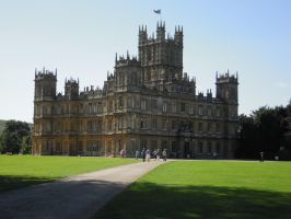 Highclere Castle by awesomeizzy