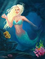 Mermaid by Meradlin