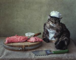 From the series Butcher by Daykiney