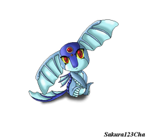 Fakemon: WaterDark by Sakura123Cha