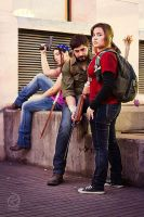 The Last Of Us Cosplay by Yukyh