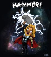 Hammer! by ShadowedImages