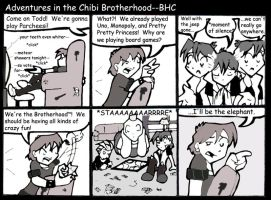 Bored Gaming by TheBrotherhoodclub