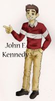 Clone High: JFK by lemonfox2002