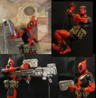 Skottie Young Deadpool Covers by Baker009