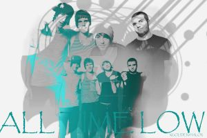 All Time Low iii by xGolden-Halox