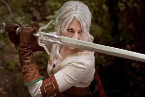Ciri 01 by static-sidhe