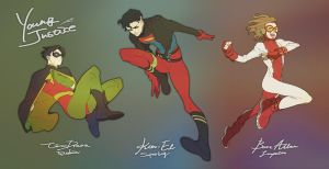 Young justice by xxxviciousxxx