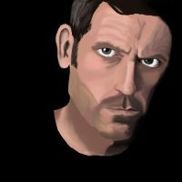 Dr. House by iamdravenman
