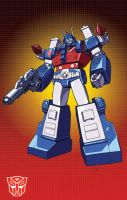 Ultra Magnus by Dan-the-artguy
