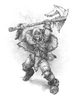 Barbarian by butterfrog