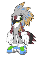 Axel the Kookaburra - redraw by AR-ameth