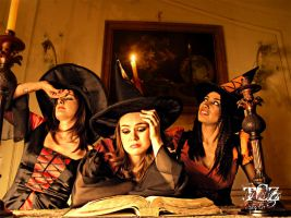 Three Witches by tj3