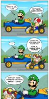 The Reign of Luigi by Gabasonian