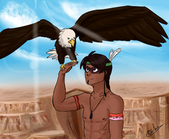 Native!2p!America by ChibiLOL