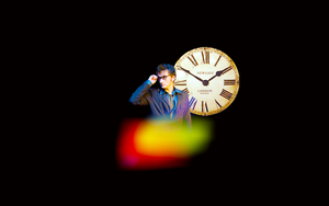 Tenth Doctor Wallpaper v2 by peppermintfrogs