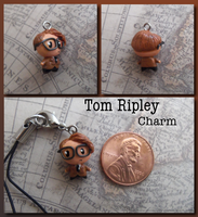 Tom Ripley Charm by Hedgehogscanfly