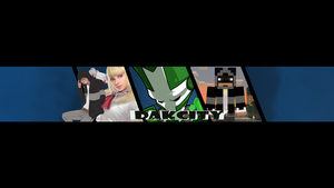 R: DakCity Youtube Banner by Ankoku-Sensei