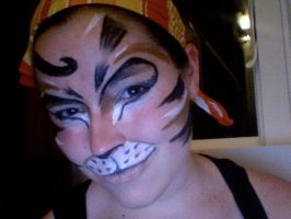 THE Rum Tum Tugger Ben Nye by AmineFreak
